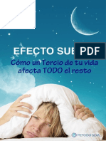 Reporte Dormir Mejor Silva