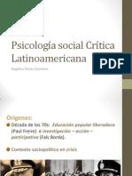 Psicología Social Crítica Latinoamericana2