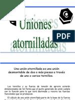 Uniones atornilladas