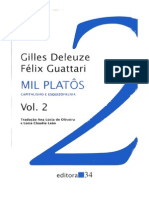 Deleuze Guattari Mil Platos Vol2