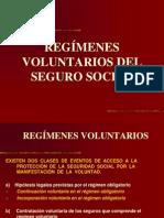 regimenes voluntarios