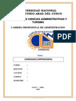Monografia de Liderazgo Empresarial1