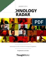 Technology Radar Jan 2014 Pt