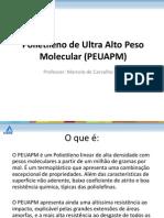 Polietileno de Ultra Alto Peso Molecular