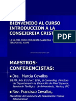 Curso Introduccion a La Consejeria -Via Intenet