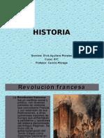 Los Grandes Acontecimientos de La Historia Moderna