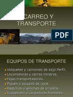 Acarreo y Transporte(-)
