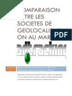 Comparaison Entre Les Sociétés de Géolocalisation Au Maroc