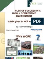KCB Motivational Talk-Karen 4th Feb 2010