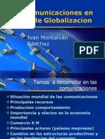 COMUNICACIONES - MONTALVAN