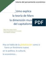Marx Explica La Dimension Mundial Del Capitalismo