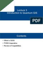 lecture 3 introductiontoquantumgis