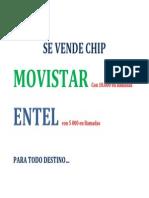 Se Vende Chip