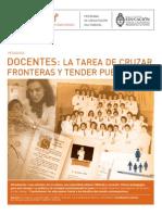 Docentes La Tarea de Cruzar Fronteras y Tender Puentes (1)