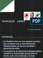 Radicales Libres