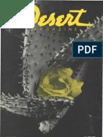 195005 Desert Magazine 1950 May