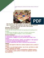 jsw curriculum expectations