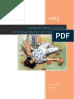 Farmacoterapia de Las Intoxicaciones Por Insecticidas 44s