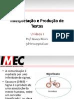 1.Interpretacao e Producao de Textos Unid I (1)