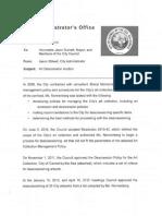 Art Deaccession Auction Memo City Administrtor's Office.pdf