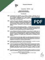 Remedial (Acuerdo 372 12)