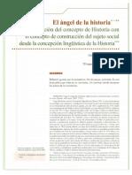 El Angel de La Historia