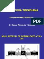 Curs  Tiroidita
