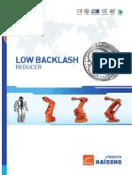 HAISUNG good3_LowBacklash Reducer_Catalog