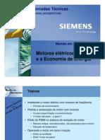 Motores Elétricos Siemens