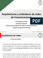 Telema U1 Arquitecturas Estandares
