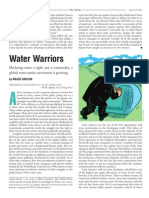 Barlow - Water Warriors