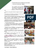 Actividades do Mês Internacional das Bibliotecas 2009-2010 -Agrupamento GEA - Mangualde