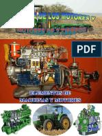 Historia de Los Motores