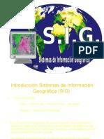Introduccion SIG