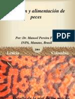 Nutricion de Peces Pereira