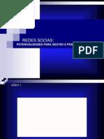 Seminário - Redes Sociais