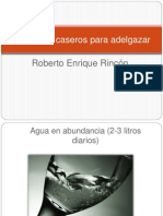 Roberto Enrique Rincón, adelgazar.pptx