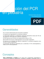 Prevención Del PCR en Pediatría