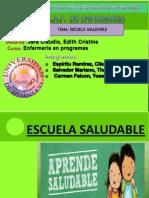 Escuela Saludable (2)