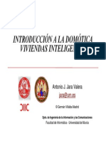 Introduccion Domotica Vivienda Inteligente