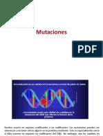 5.1 Mutaciones