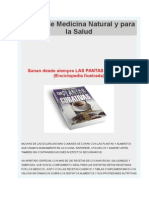 Libros de Medicina Naturaly Parala Salud
