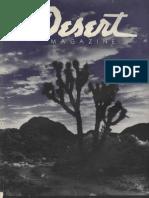195006 Desert Magazine 1950 June