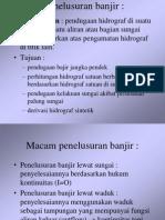 Materi 10   Penelusuran Banjir di Waduk.ppt