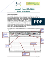 Microsoft Excel XP-2Xi Manual PDF