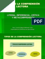 Tipos de La Comprensin Lectora 1198867267815670 5