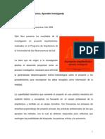 El proyecto arquitectónico. Aprender investigando.pdf