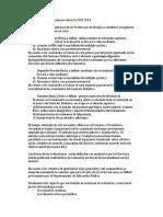 Cronograma de Evaluaciones Del Ciclo CCGI 2014