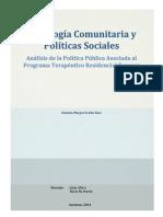 Avello_Análisis de políticas públicas en drogodependencia