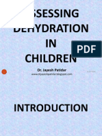 Assessing Dehydration in Children